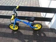 Kinder Laufrad mit Hadbremse