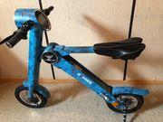 Elektro Roller faltbar K1 Hammer