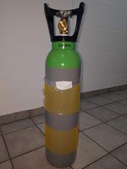 Pressluftflasche 6 Liter bis zu