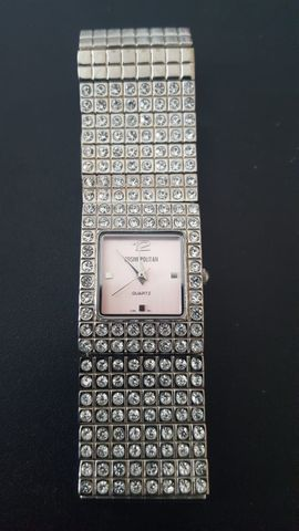 Uhren - Armbanduhr Damen COSMOPOLITAN Quartz mit
