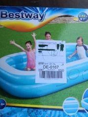 pool bestway Gummipool