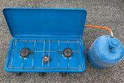 Campingaz 3 Flammen mobiler Gaskocher