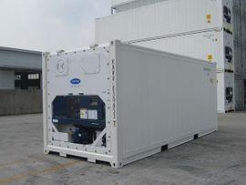 Bild 4 - Kühlcontainer 10 20 40 - Linz
