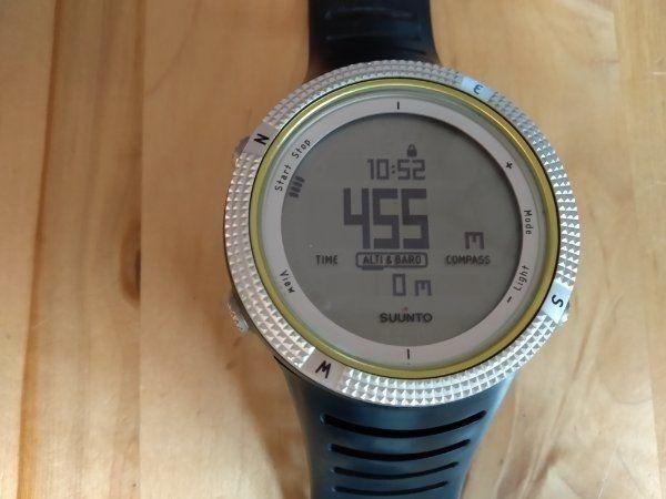 Suunto Core Höhenmesser Uhr