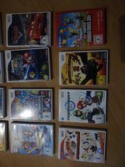 Wii Spiele und Balance Board