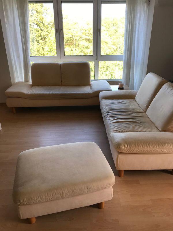 KOINOR Marken-Couch 3er Set