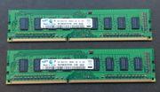 DDR3 RAM - Arbeitsspeicher SAMSUNG 1GB M378B2873FHS-CH9