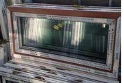 Kunststofffenster neu auf Lager 120x60cm
