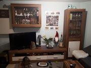 Wohnwand Esstisch Sideboard usw