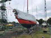 Hartmann Esprite 32 Segelboot Bodenseezulassung