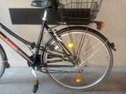 gut erhaltenes Fahrrad
