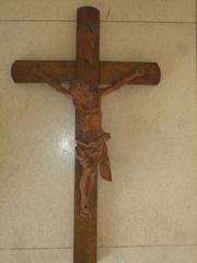 Kruzifix Holz