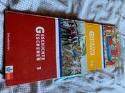 Schulbücher für Fach Geschichte Gymnasium