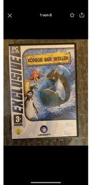 Wii Spiele König der Wellen