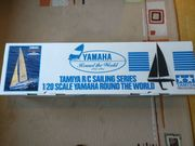 Tamiya Yamaha round the world Segelbot