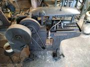 Eisensäge 380 V Hydraulische Bügelsäge