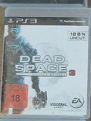 Verkaufe PS3-Spiel Dead Space 3