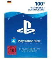 100 Euro Playstation Guthaben