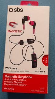 Magnetisches Kopfhörer Neu