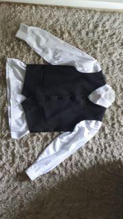Blazer Hemd und Weste für