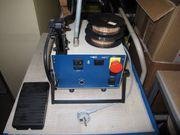 Crimphalbautomat Typ WEZAG CSE 3001