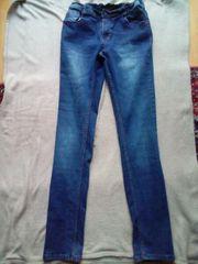 Jeans verstellbarer Bund Gr 176