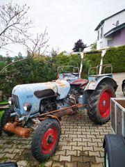 Eicher Traktor Schlepper