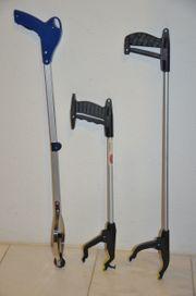 Mobilitätshilfen Greifzangen 3 Stück orthopädische