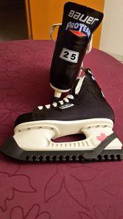 Bauer Eishockey Schlittschuhe