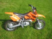 KTM 50 Mini Adventure Motorcross