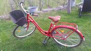 City bike Retro NAGELNEU