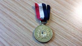 Bild 4 - Medaille am Band Orden Deutsches - Leverkusen