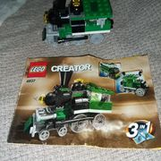 Lego Creator 4837 Mini Zug