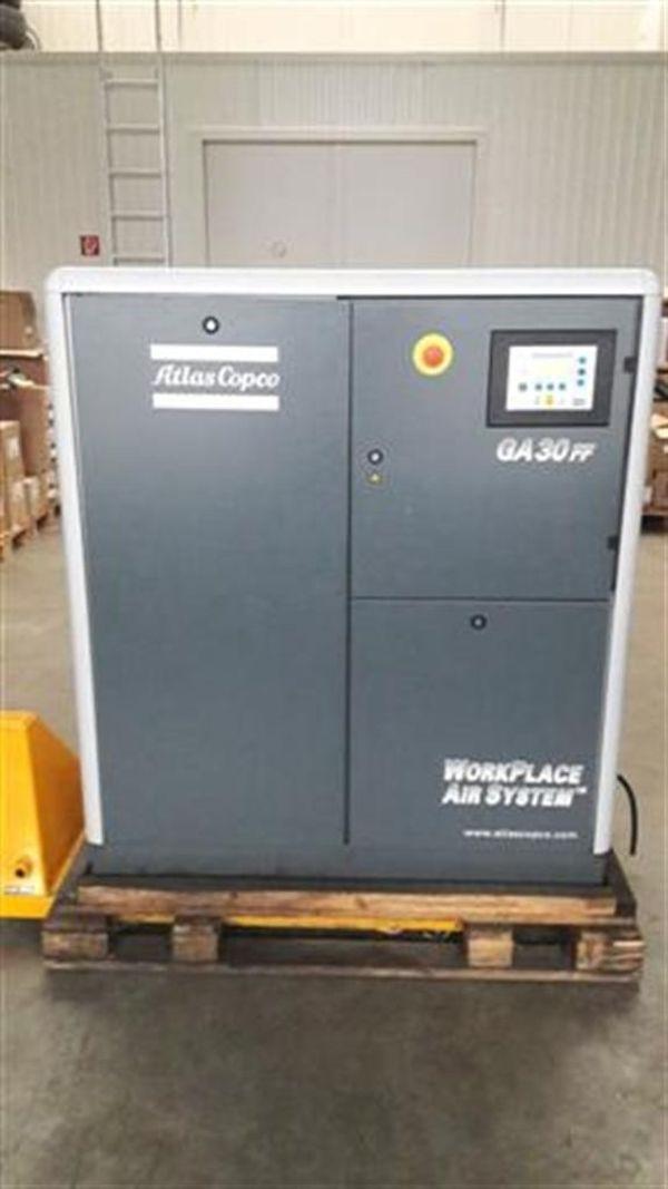 Atlas Copco 1xSchraubenkompressor