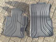 Original BMW Allwetterfußmatten Basis vorne