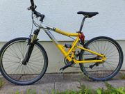 Steppenwolf Tycoon Fahrrad Mountainbike