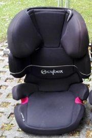 Auto-Kindersitz Cybex silver line
