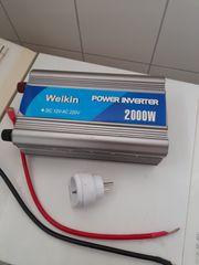 Inverter Stromwandler