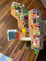 Playmobil große Villa mit Pool