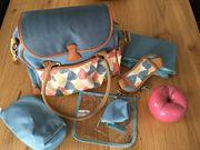 babymoov Wickeltasche Style Bag petrol