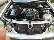Mercedes E320 benzin autogas Export