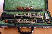 Klarinette Böhm-Klarinette überholunngsbedürftig