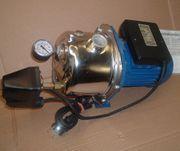 Einhell Hauswasserwerk Pumpe kein PayPal