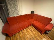 Sofa Couch Schlaffunktion Stauraum