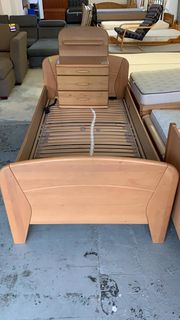 Einzelbett mit E-Lattenrost - L26105