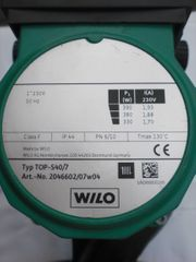 Wilo Top S40 7 Heizungspumpe