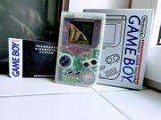 Nintendo Gameboy Classic Retro Spielekonsole