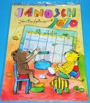 Janosch Familienkalender 2020 - DIN A2 -