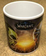 WoW World of Warcraft Tasse