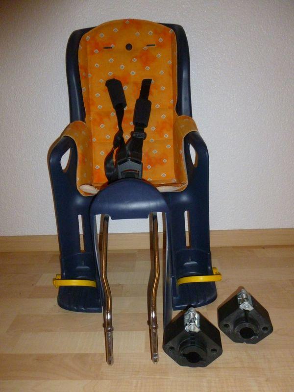 Fahrrad - Kindersitz